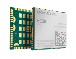 Quectel EC20 E LTE Module