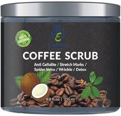 Private Label Coffee Scrub Mask for Face and Body