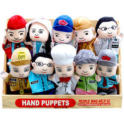Hand Puppets Pre School Educational Toy