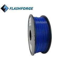 Flashforge Transparent Blue PLA 1.75 3D Printer Filament