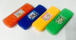 Pencil Box With Game