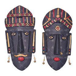 Terracotta Mask - Extra Large