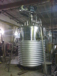 Industrial Chemical Reactor