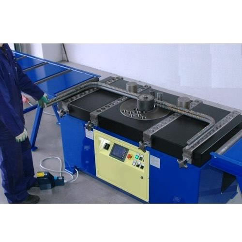 Automatic Rebar Bending Machine