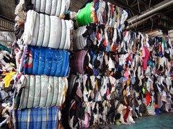 Multiple Textile Fabric Waste