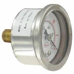 """Series SGY 2.5"""" Stainless Steel Industrial Pressure Gage"""