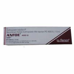 La Renon Anfoe 4000 IU Injection