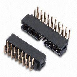 Box Header RA Type Connector