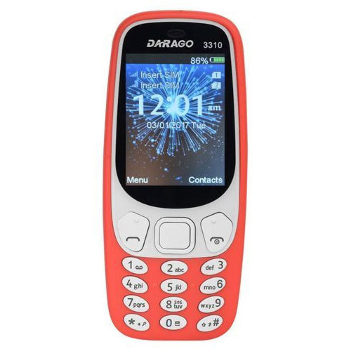 keypad mobile darago 3310i mobile wholesale trader from delhi