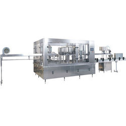 Automatic Water Bottling Machines