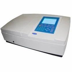 Single/Double Beam Microprocessor Spectrophotometer