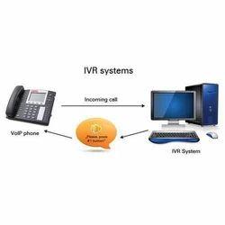 IVR (Interactive Voice Response) System