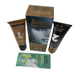 Berina Hair Straightening Cream 120 ml