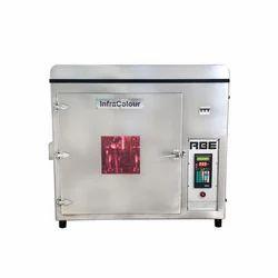 Infra Red Heating Beaker Dyeing Machine