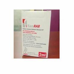Rabies Immune Globulin Vaccine