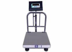 Digital Platform Scale 150Kg Platter Size: 400-400MM