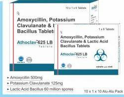 Athoclav 625 LB Tablets