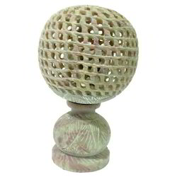 Soapstone Globe