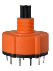 26 mm Rotary Switch