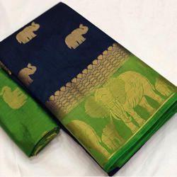 Kanjivaram Gajanan Saree