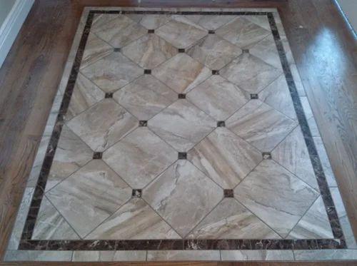 Floor Tiles Granite Border Tile Manufacturer From Rajsamand