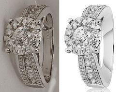 Jewelry Retouching Service UK USA