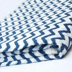 Hand Block Printed Fabric By Vandana Textile