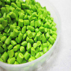 Fluorescent Green Masterbatch