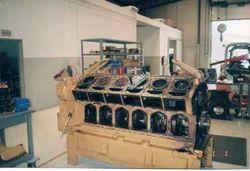 Caterpillar Engine Service