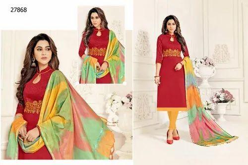8d78d6af7d Ladies Salwar Suit - Salwar Suits Manufacturer from Surat