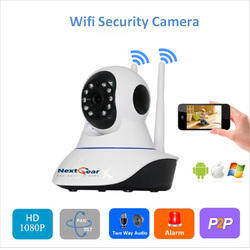 Wireless IP CC Cameras