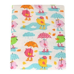 Multi-Color Baby Face Towel