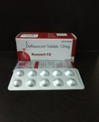 Deflazacort-12mg Tablet