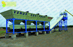 Stationary Concrete Batching Plant (VI ST Series)