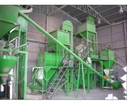 Fully Automatic Cattle Mesh Feed Plant