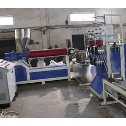 Automatic Box Strapping Plant