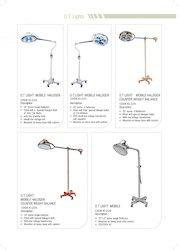 Mobile OT Lamp