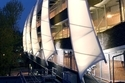 Tensile Membrane Structures for Textile Facades
