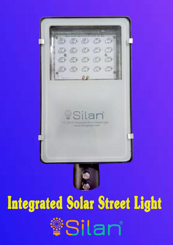 Integrated Solar Street Lights 15w