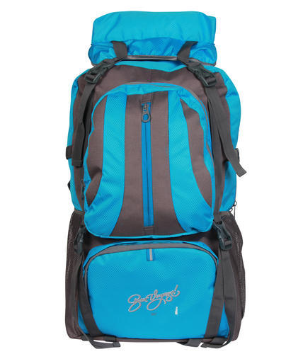 Light Blue Backpack Bag