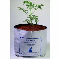 Higro Single Planter Bag Cocopeat Prefilled