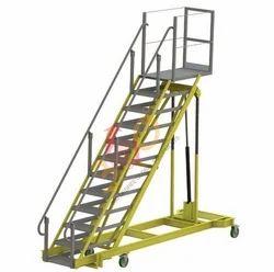 Aluminium Ladders Tiltable Tower Ladder Manufacturer
