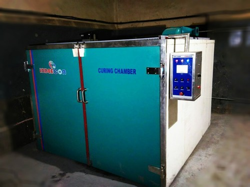 Battery Plate Curing & Drying Chamber
