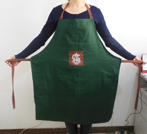 Kitchen Aprons Woven Yarn Dyed Apron Manufacturer From Erode
