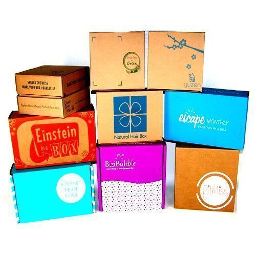 Printed Packaging Box - Printed Packing Box Latest Price
