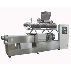 Sinking and Floating Fish Feed Processing Line