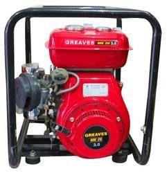 Greaves 3 HP Petrol / Kerosene / Diesel Self Priming Water Pumpset