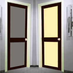 Solid PVC Door & PVC Doors - PVC Moulded Door Wholesale Trader from Dhar