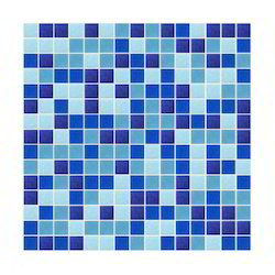 Random Mix Glass Mosaic Tiles - Manufacturer from Ahmedabad