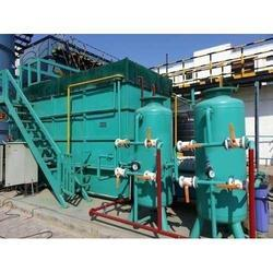 Industrial Waste Treatment Plant